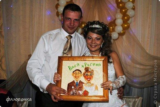 жених и невеста  соленое тесто фото 2