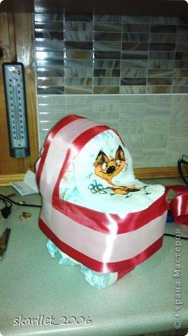 Торт к 1-му дню рождения фото 5