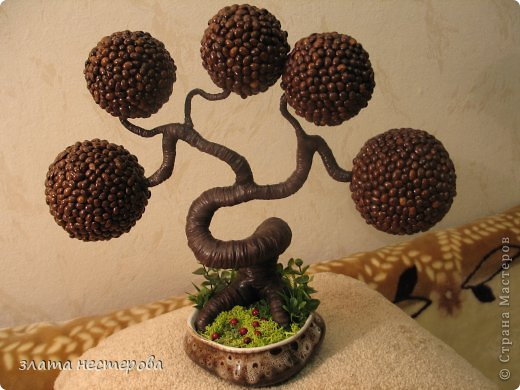 Дерево счастья пошагово