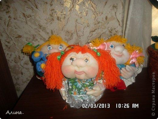 Мои куклы... фото 1