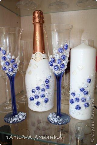 бутылка на свадьбу, первая! фото 7