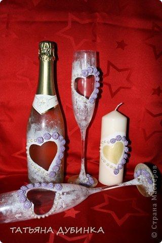 бутылка на свадьбу, первая! фото 8
