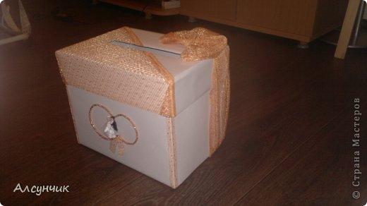 Как сделать из коробки деньги 525