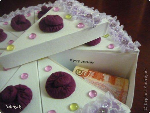 Поделка из крышки от торта