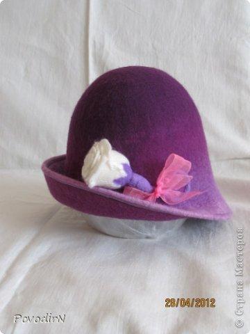 И ещё немного  банных шапок. фото 1