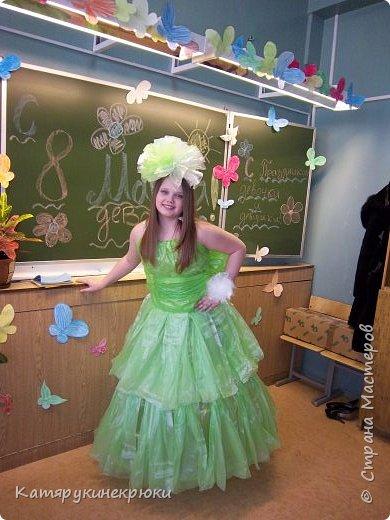 Платье на конкурс))) моей дочки!! фото 1