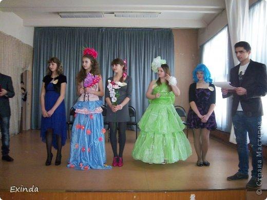 Платье на конкурс))) моей дочки!! фото 2