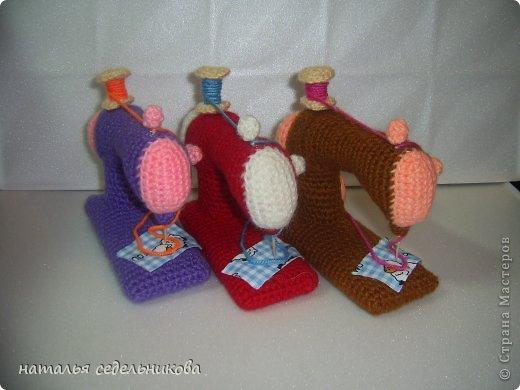 Вязание крючком Сувенир