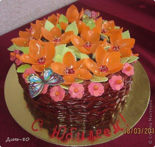 День рождения рецепт кулинарный торт