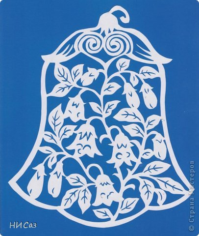 Картина панно рисунок 8 марта Вырезание Колокольчик Бумага фото 1