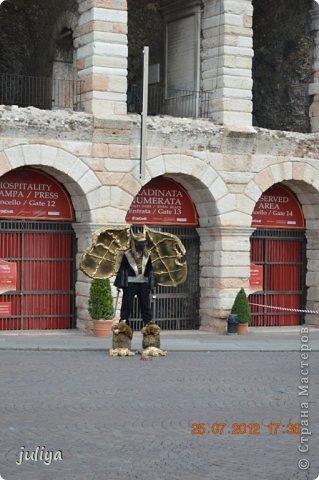 11 марта день Ромео и Джульетты. Согласно Шекспиру в этот день в 1302 году были обручены Ромео и Джульетта. Самое время увидеть где они жили, и когда еще как не сегодня совершить путешествие в Верону. фото 7