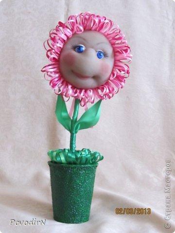 Благодаря мастер-классу Ликмы, у меня на подоконнике выросли цветочки. фото 2