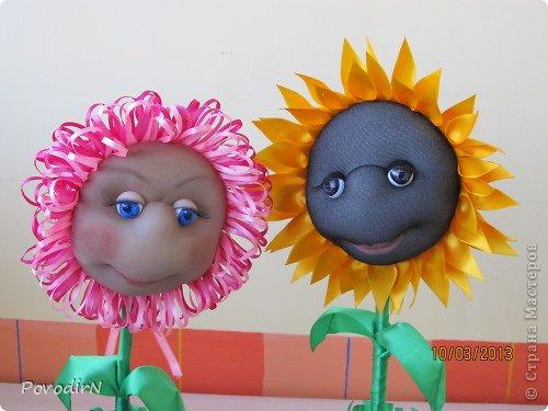 Благодаря мастер-классу Ликмы, у меня на подоконнике выросли цветочки. фото 1
