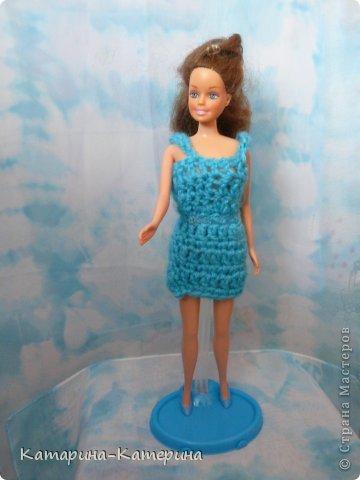 """Привет,страна!Показ мод продолжается! """"Эпоха платьев"""" Платье номер раз:""""На голубых волнах  мечты..."""" фото 1"""