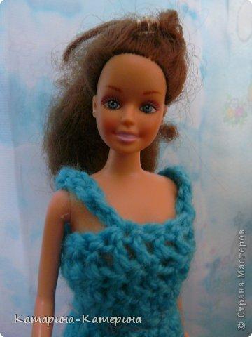 """Привет,страна!Показ мод продолжается! """"Эпоха платьев"""" Платье номер раз:""""На голубых волнах  мечты..."""" фото 3"""