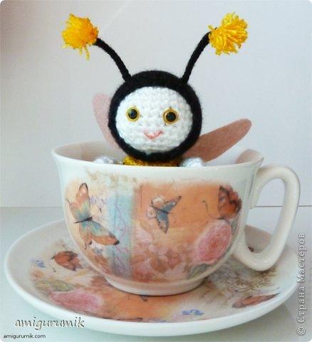 А вы любите чай с медом ;) фото 1