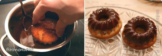 Доброго Вам времечка! Давно хотела поделится одним вкусным рецептом кексиков. Люблю экспериментировать, вот и тут не обошлось без этого))) И вот... после очень долгих попыток и вариаций с ингредиентами я остановилась на этом уж очень вкусные они получаются, вот делюсь им с Вами!  фото 16