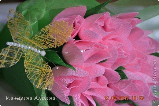 Такие тюльпаны получились) фото 2