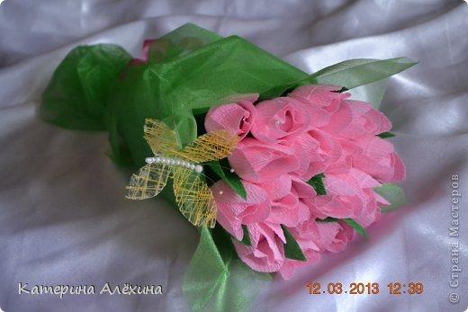 Такие тюльпаны получились) фото 5