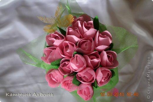 Такие тюльпаны получились) фото 4