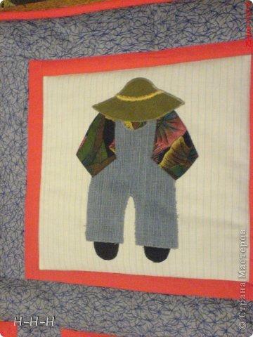 При изготовлении пользовалась предложенными идеями из журналов и сайтов по рукоделию.  Подушка для подруги в технике оригами фото 4