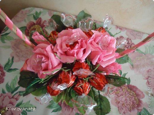 Корзиночки с цветами! фото 3