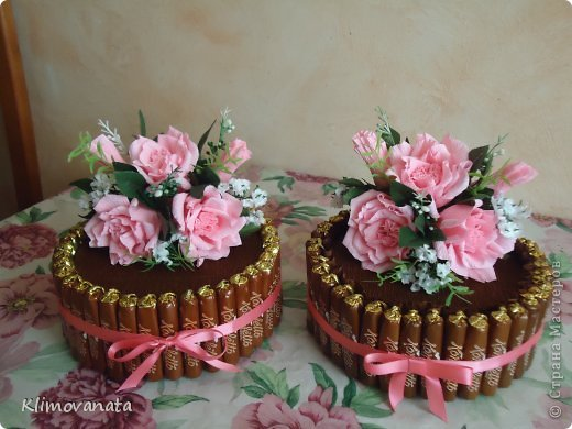 Корзиночки с цветами! фото 11