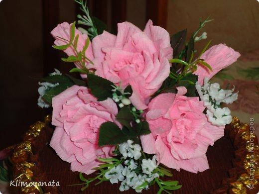 Корзиночки с цветами! фото 12