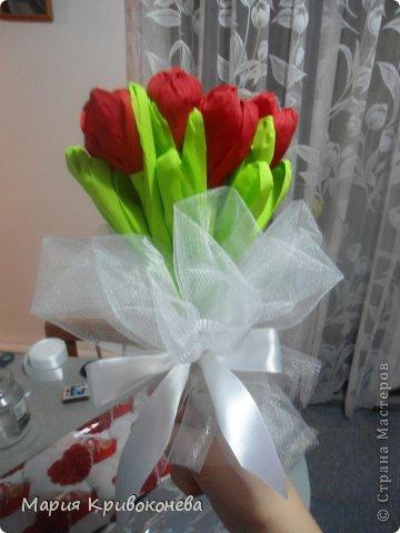 Вот такие подарочки я приготовила к 8 марта для самых близких мне людей. фото 4
