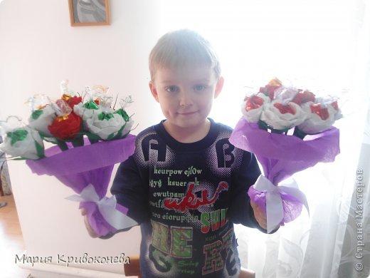 Вот такие подарочки я приготовила к 8 марта для самых близких мне людей. фото 21