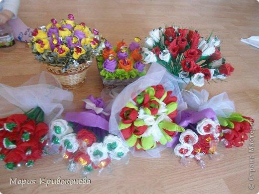 Вот такие подарочки я приготовила к 8 марта для самых близких мне людей. фото 23