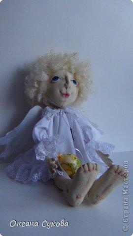 Ангел с пасхальным яичком фото 2