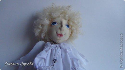 Ангел с пасхальным яичком фото 3