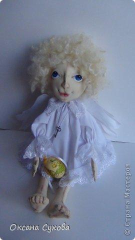 Ангел с пасхальным яичком фото 1