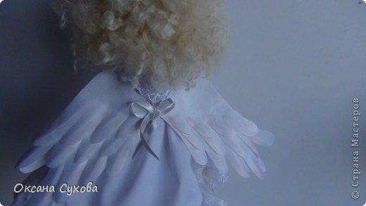 Ангел с пасхальным яичком фото 4
