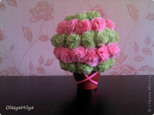 дочка делала цветочки.. фото 1