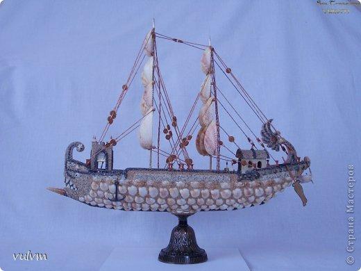 серия старинные корабли фото 1