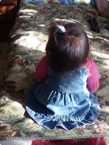 Куколка реборн Варенька родилась 9 марта.Рост 62 см,вес 2650. фото 2