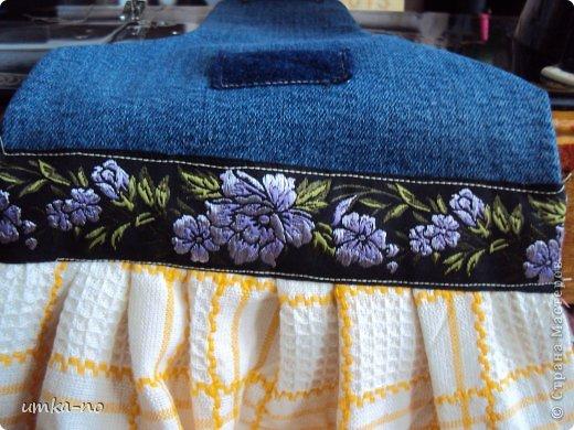 Я тоже попробывала шить и мне так понравилось!А еще больше надоело,что джинсы которыми не пользуемся перекладываем с полки на полку потому что выбросить рука не поднимается.И так не судите строго-это мой дебют. фото 12