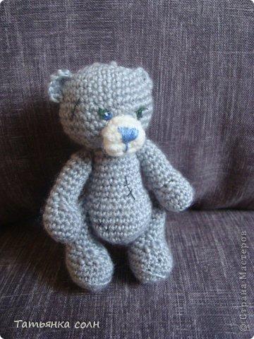 Мишка Теди и кошечка земляничка фото 1