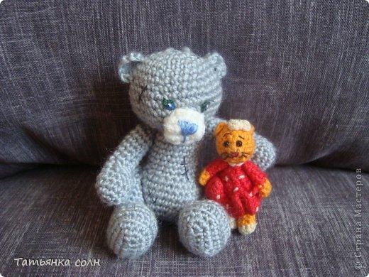 Мишка Теди и кошечка земляничка фото 4