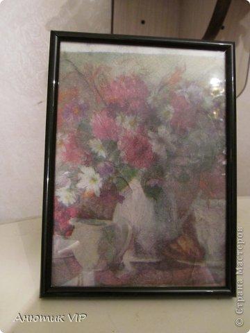 Букет в вазочке фото 2