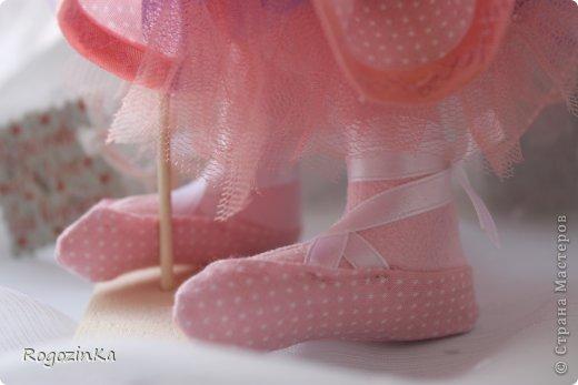 "Зая-балерина ""Олечка"" фото 5"