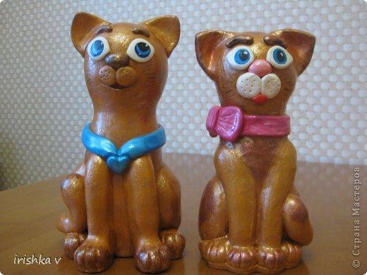 Добрый день! Хочу показать Вам свои работы. У меня появились еще две кошечки. Творение кошек началось отсюда https://stranamasterov.ru/node/258710?c=favorite фото 9