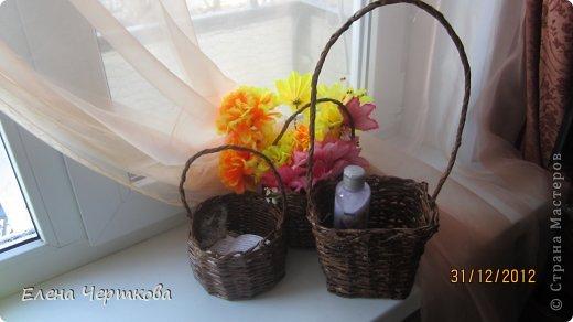 корзина для цветов фото 9