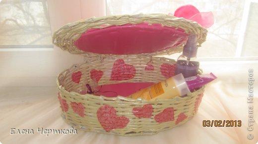 корзина для цветов фото 12