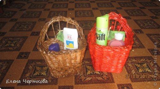 корзина для цветов фото 15