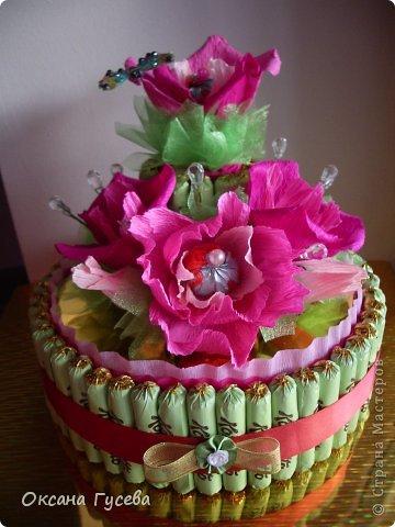 Весна...капель...цветы....! Делюсь моим конфетно-весенним настроением! ))) фото 2