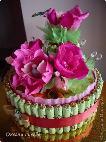Весна...капель...цветы....! Делюсь моим конфетно-весенним настроением! ))) фото 3