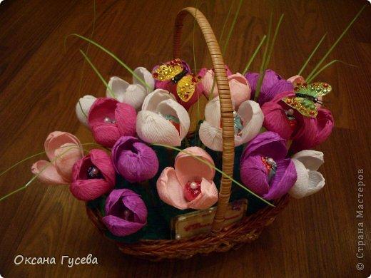 Весна...капель...цветы....! Делюсь моим конфетно-весенним настроением! ))) фото 5